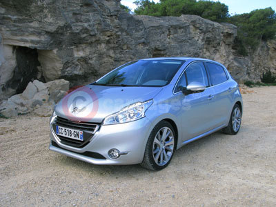 Peugeot 208 Review (2012)