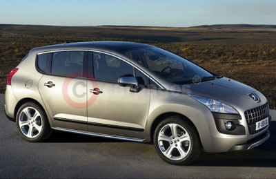 The New Peugeot 3008
