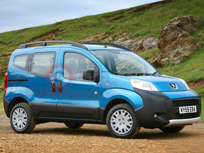 home car news Peugeot news The New Peugeot Bipper Tepee