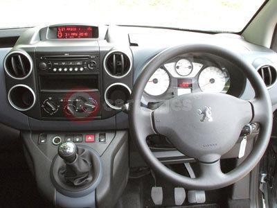 Peugeot Partner Tepee Road Test