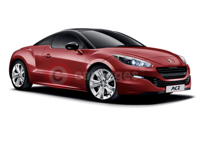 Peugeot RCZ 'Red Carbon' Limited Edition (2014)