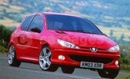 The Peugeot 206 GTi 180