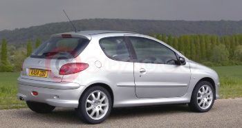 The Peugeot 206 GTi HDi
