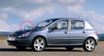 The Peugeot 307 2.0 HDi 110