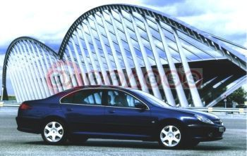 Peugeot 607 S With Executive Pack
