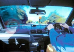 Cyclops GPS Driver Safety System
