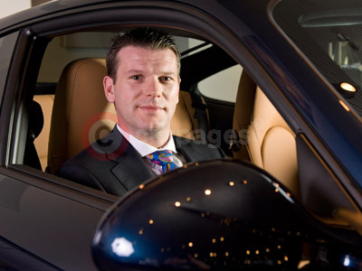 Charles Tennant - Porsche Group General Manager