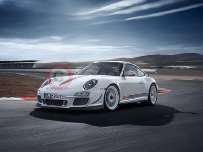 Limited Edition Porsche 911 GT3 RS 4.0