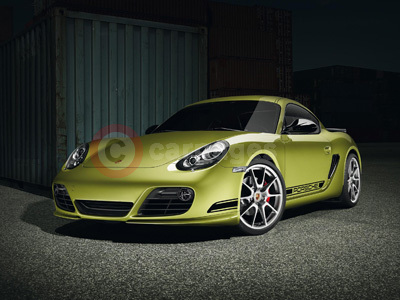 New Porsche Cayman R