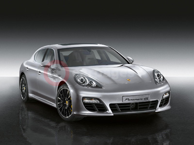Porsche Panamera 4S With Sport Design Package
