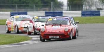 Michelin Porsche Club Championship Cars In Action