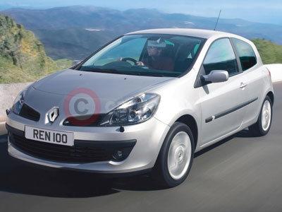 2008 Renault Clio Partsopen