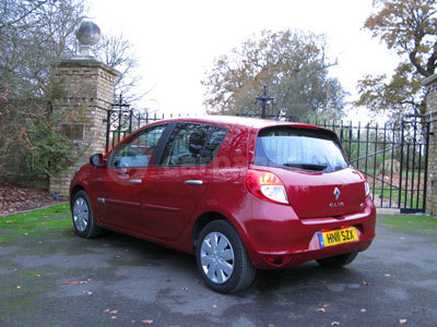 Renault Clio Expression Eco Rear