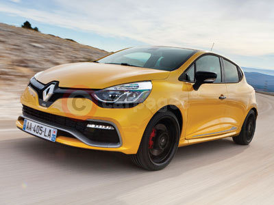 Renault Clio news The New Renault Clio Renaultsport 200 Turbo (2013