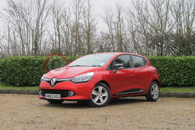 Renault Clio Review (2013)