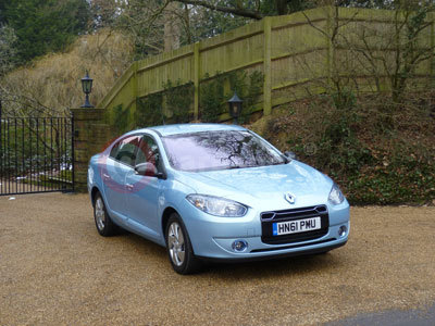 Renault Fluence Review (2012)