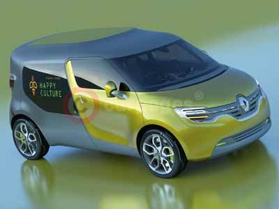 Renault FRENDZY Concept Car