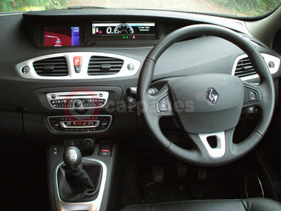 Renault Grand Scenic Road Test