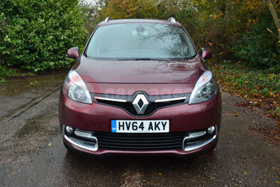 Renault Grand Scenic Review (2015)