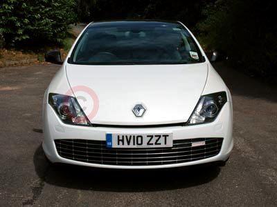 Renault Laguna Coupe Review