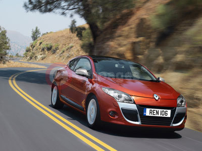 The Renault Megane Coupe I-Music
