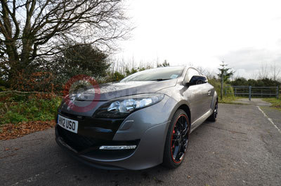 Renault Megane Coupe Renaultsport 265 Cup Review (2013)