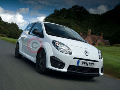 The New Renault Twingo Renaultsport 133 Cup