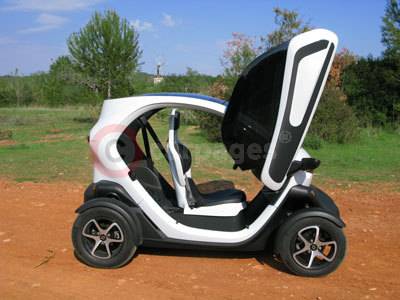 Renault Twizy (Side) (2012)