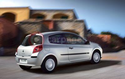 new renault clio iii prices revealed. Black Bedroom Furniture Sets. Home Design Ideas