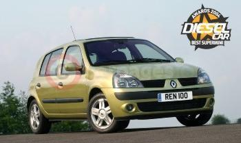 The Renault Clio 1.5 dCi 100