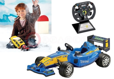 Renault Gifts and Toys