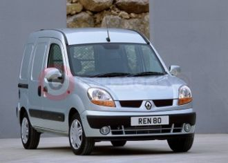 The Renault Kangoo Van