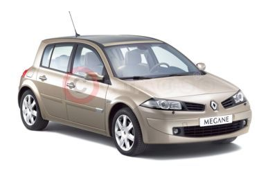 Renault Megane Interior 2006 2006 Renault Megane