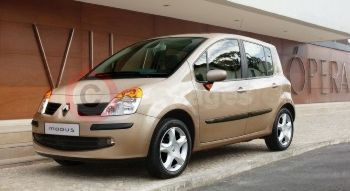 The Renault Modus