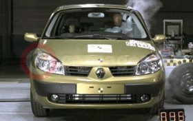 Five-Star EuroNCAP Score For The New Scenic