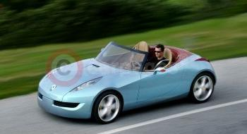 The Renault Wind Concept Car