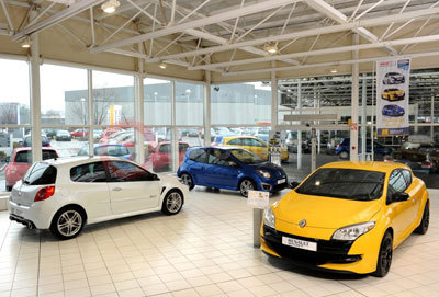 Renaultsport Specialist Dealership