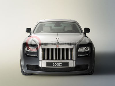 The Rolls Royce 200EX