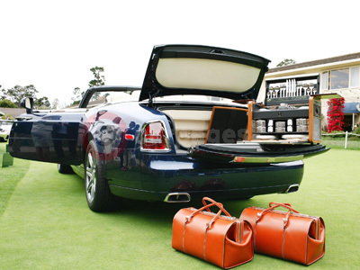 Pebble Beach 60th Anniversary Rolls Royce Phantom