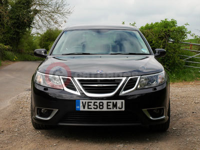 The Saab 9-3 SportWagon