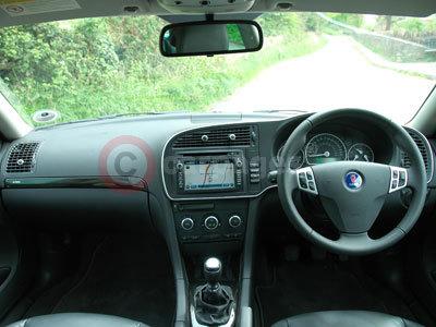 Saab 9 3 SportWagon Road Test 2009
