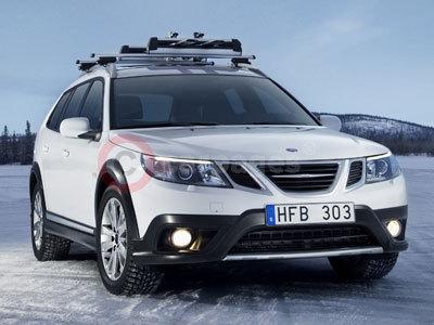 Saab 93x. The New Saab 9-3X Prices