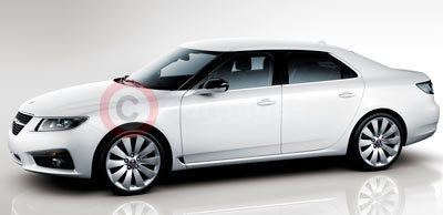 All New Saab 9-5