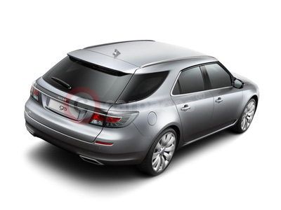 All New Saab 9-5 SportWagon