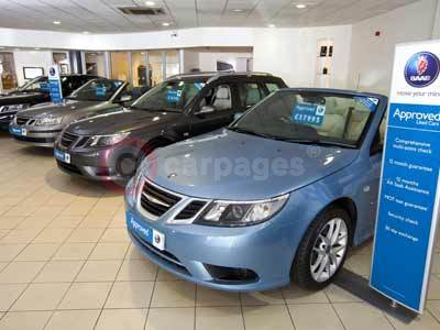 Saab Approved Used Vehicles