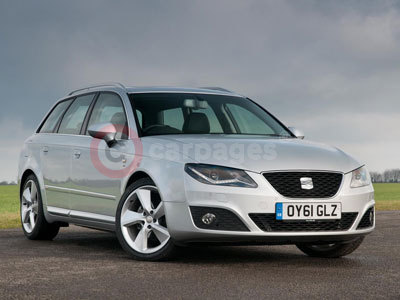 SEAT Exeo ST Estate (2012)