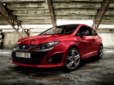 The New SEAT Ibiza Bocanegra