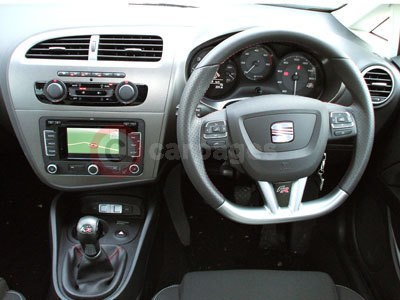 SEAT Leon FR Road Test