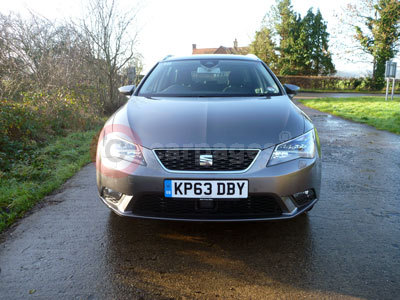 SEAT Leon ST Review (2014)