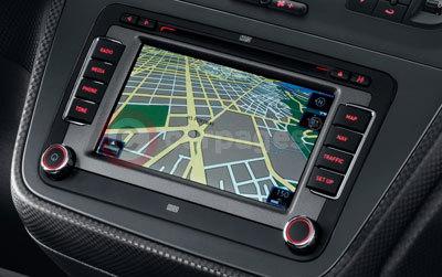 seat 39 s new multimedia navigation system. Black Bedroom Furniture Sets. Home Design Ideas